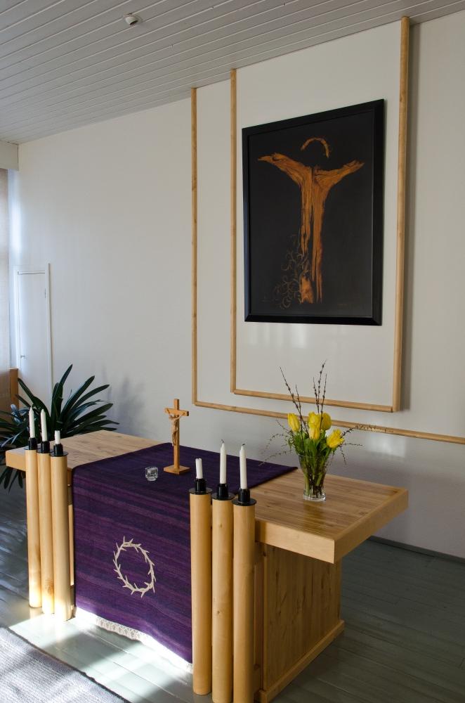 Jumalalle kiitos – luostariyhteisö 25 vuotta