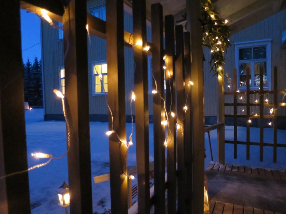Ihamaniemen kylän joulujuhla