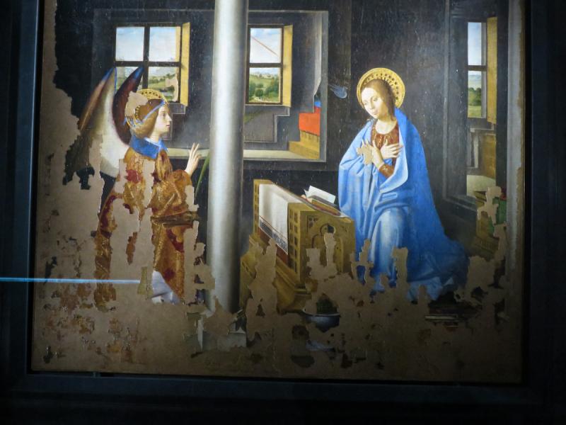Marian ilmestyspäivän messu – 18.3.