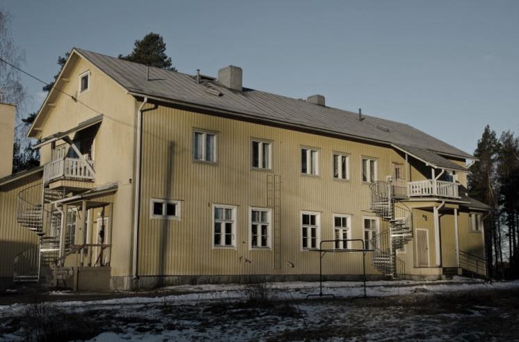 Vierailu luostarissa - Enonkosken luostariyhteisö