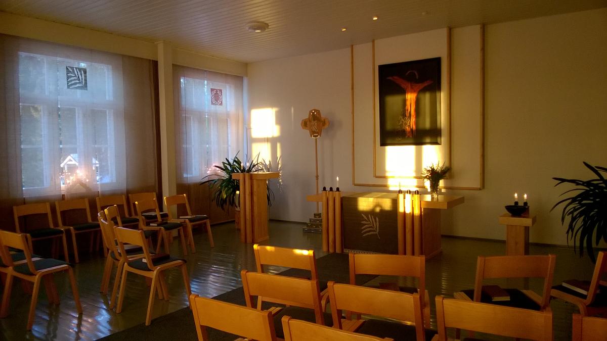 On kiitoksen aika – luostariyhteisö 25 vuotta