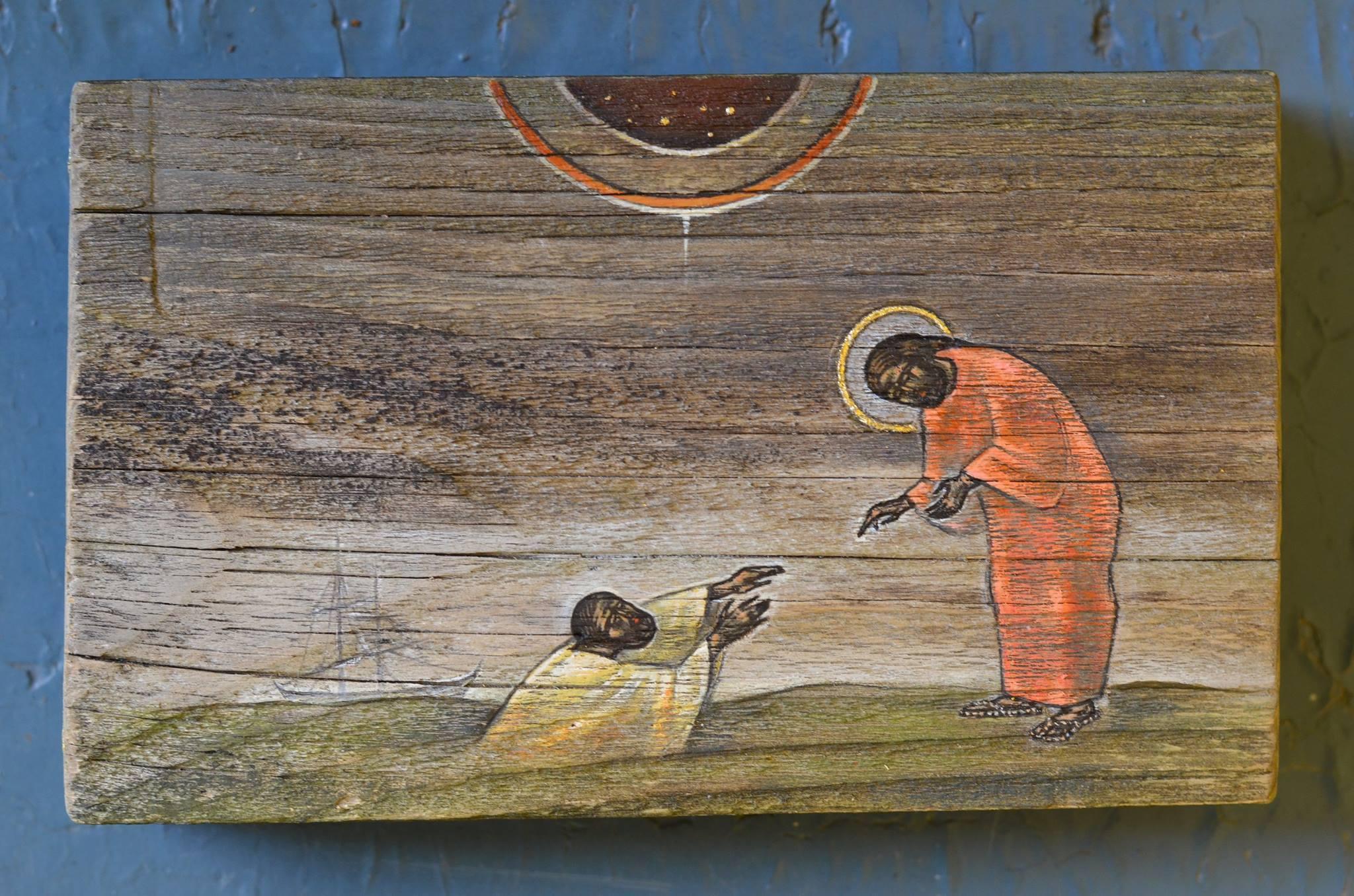 'Moderni ikoni' Paavalin kirkossa 19.11. alkaen
