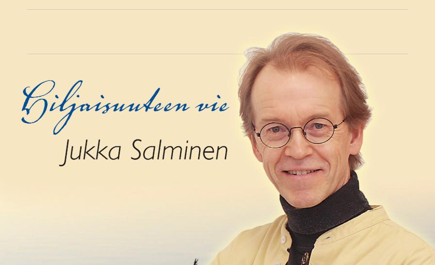Konsertti: Jukka Salminen – Suuremman suojassa 10.6.