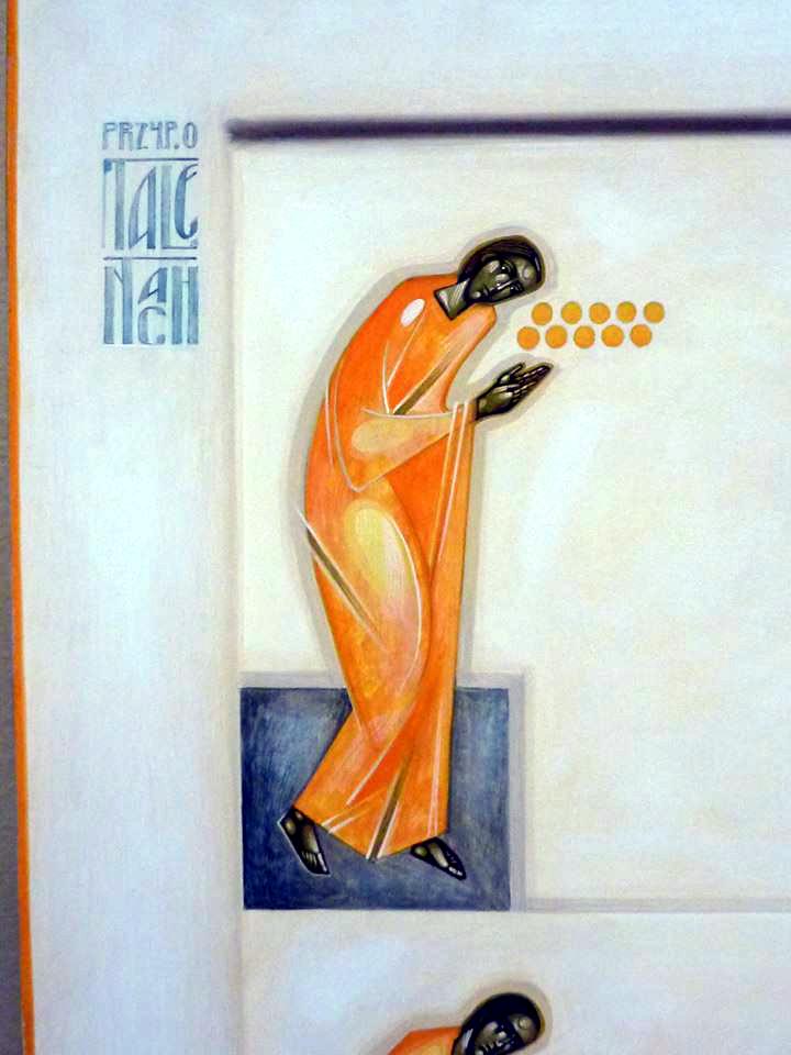Modern icon exhibition. Międzynarodowe warsztaty ikonopisów w Nowicy