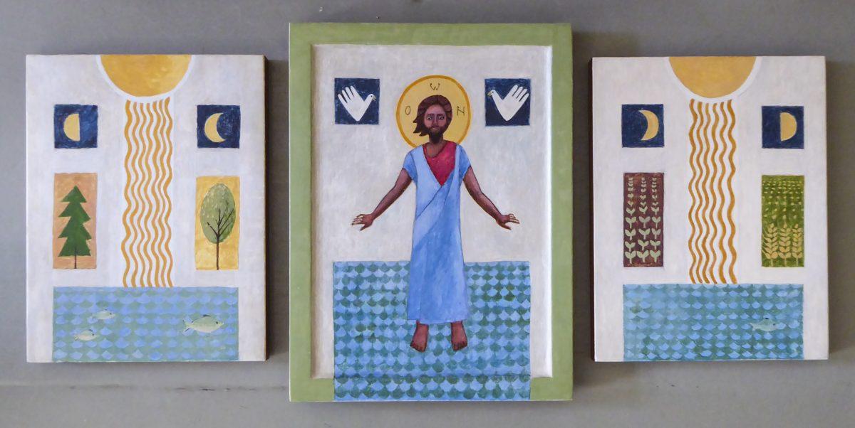 Ikonimaalaustyöpaja – ikonin reformaatio 2017