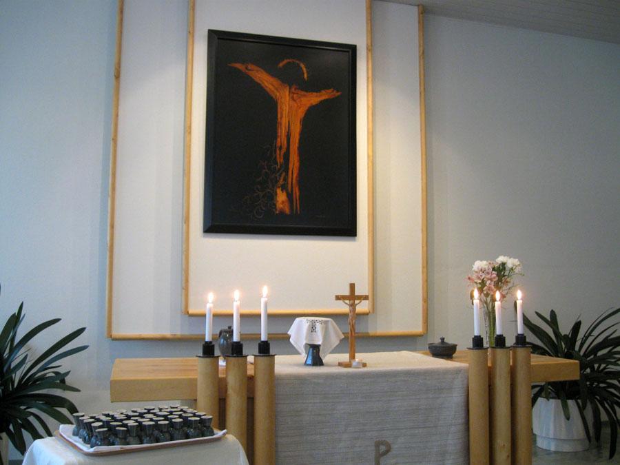 Pyhän Kolminaisuuden kappeli