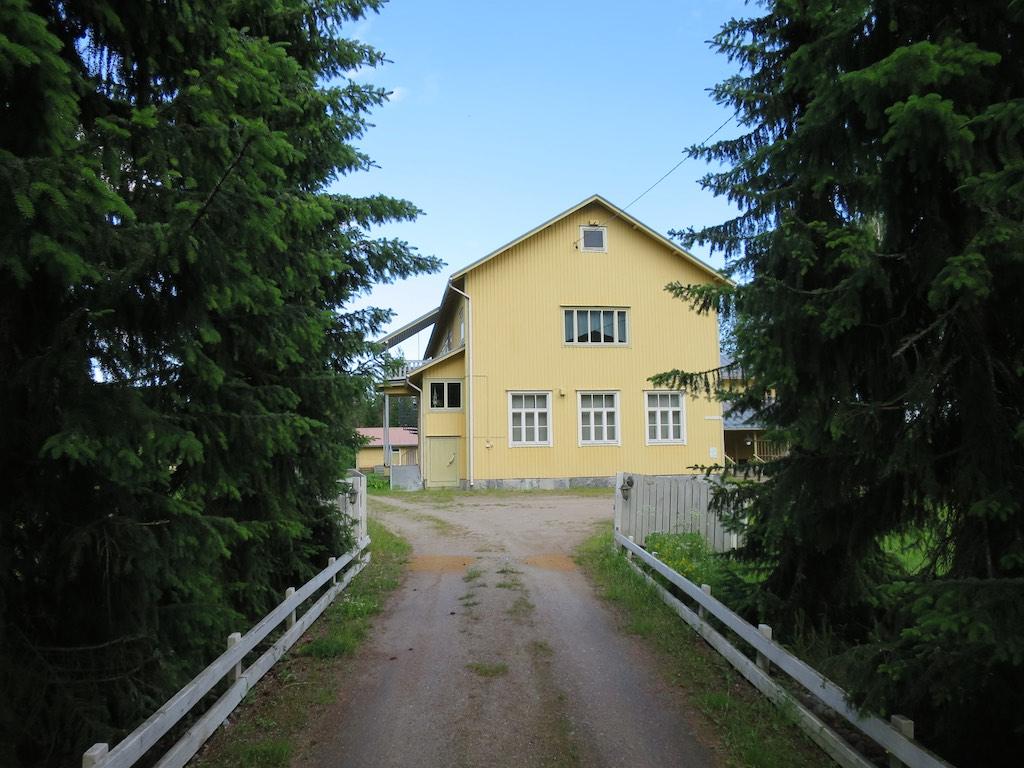 Päiväkirjakurssi luostarissa