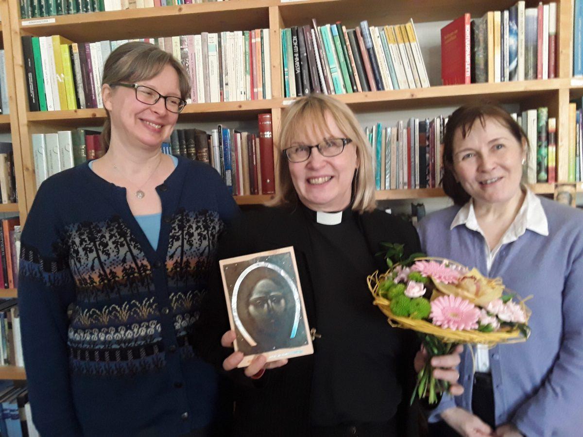 Suomen evankelisluterilaisen luostarin tuki ry – uusi hallitus