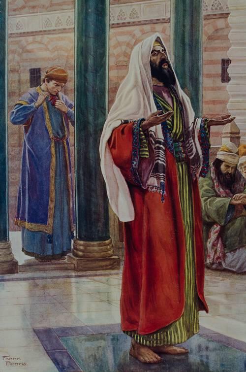 Fariseus ja publikaani.