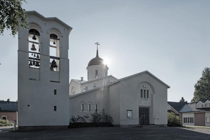 Luostariretki Itä-Suomessa