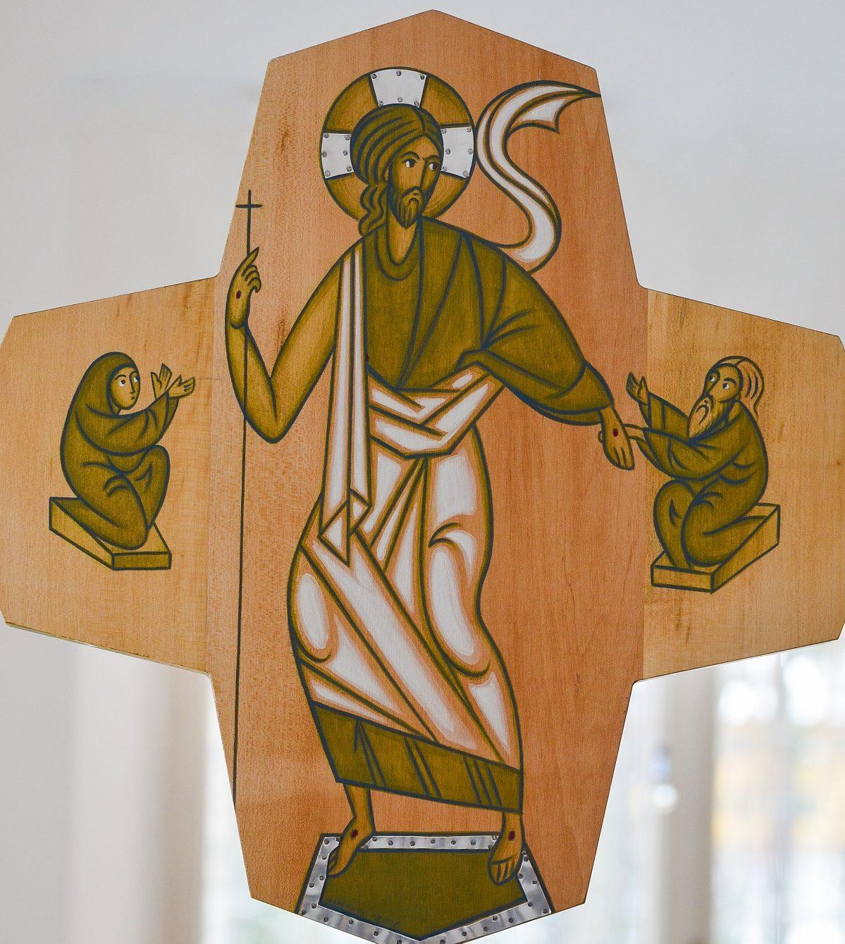 Kristus nousi kuolleista!